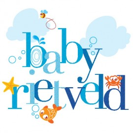 Rietveld Baby Shower Invite