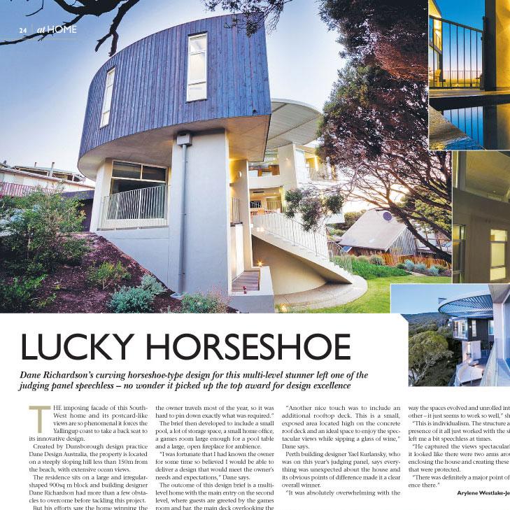 Lucky Horseshoe